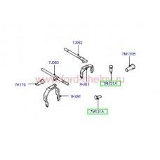 Стопор кпп МТ82 10*32  (ТТ9, TR > 14) 4C1R 7M131-AA