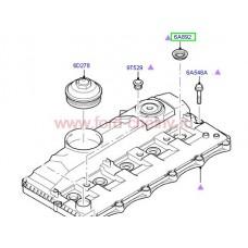 Кольцо уплотнительное колодцев 125-155 л.с.