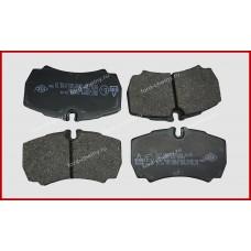 Тормозные колодки задние 140-155 л.с
