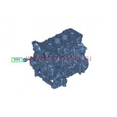 Блок цилиндров 155 л.с. (шорт блок)  BK3Q 6011-DA