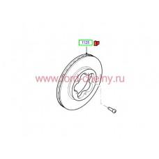 Диск тормозной передний 140-155 л.с