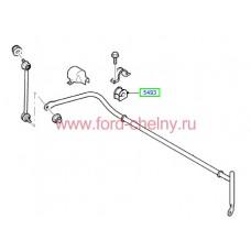 Втулка стабилизатора передняя 3C11 5484-CB