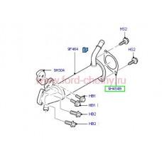 Прокладка теплообменника ЕГР (кольцо)